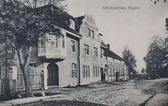 Schützenhaus Ragnit.
