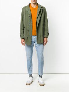 Stella McCartney Calça jeans cenoura 'Denzel'