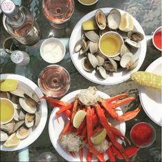Duryea's Lobster Deck, Montauk, NY