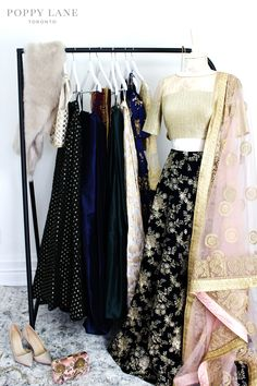 Unique Blouses, Sarees and Lenghas that embody the vibrancy of South Asian fashion with a modest up to date western flair. Brocade Lehenga, Banarasi Lehenga, Sharara, Indian Suits, Indian Dresses, Punjabi Suits, Indian Look, Indian Wear, Big Fat Indian Wedding