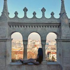 Uma das melhores vistas de Budapeste budapest hungaryhellip