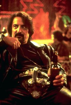 THE MASTER: Tom Savini - Here in 'From Dusk till dawn'