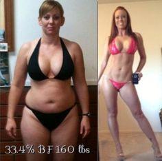 Great Body Transformation http://www.fitbys.com