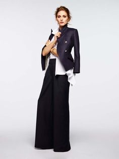 Olivia Palermo on What Makes an Article of Clothing Look Expensive via @WhoWhatWearUK