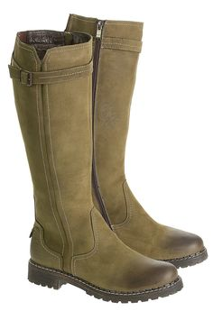 Women's Overland Libby Wool-Lined Suede Leather Boots ** Details can be found by clicking on the image.