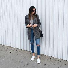 Brittany Xavier @thriftsandthreads #ootd this jacket...Instagram photo   Websta (Webstagram)
