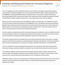 Earnings and Employment Outlook for Aerospace Engineers - See more at: http://www.myjobsindubai.com/aerospace-and-defense/earnings-employment-outlook-aerospace-engineers/#sthash.lsnW6Btv.dpuf