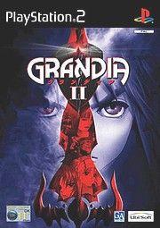 Grandia II - Game Arts - 2000 - PS2