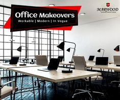 When it comes to professional offices, the one-thing that speaks the loudest in architectural #design is the company culture! Be it avant-garde, formal or creative; we always have a unique solution for you.  Know more @ www.marwoodconstruction.com/services/commercial-remodeling/ Pent House, Office Furniture, Offices, Remodeling, Houston, General Contractors, Commercial, Construction, Desk
