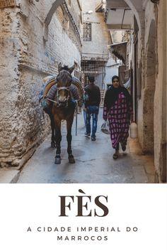 O blog Tô Pensando em Viajar segue até a cidade imperial de Fès, no Marrocos. Passeie conosco pelos labirintos de uma das medinas mais famosas do mundo...
