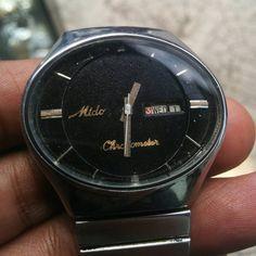 Mido  #Jam_tangan #Mido #Watch #Vintage #Oval #Jadul #Djadoel