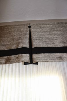 Window Fashions: Inverted Box Pleat Valance