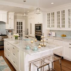 Princess White Granite Design Ideas, Pictures, Remodel and Decor