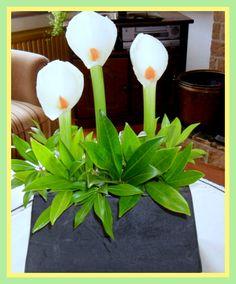 bloem stuk van venkel gemaakt