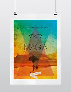Magia  l'ultima creazione di Antonio Morph Carassi - dj/producer