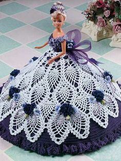 leuk idee Barbie jurkje