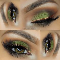 Olive Green Holiday Look - YouTube