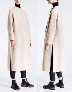 Mode mantel herbst 2017 max mara warme modische m . Muslim Fashion, Modest Fashion, Hijab Fashion, Fashion Outfits, Womens Fashion, Fashion Trends, Fashion Coat, Fashion Ideas, Mode Batik