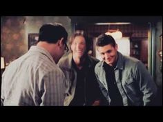 """The BEST video utilizing the gag reel I have ever seen. I laugh/smile every single time. """"It's Always a Good Time // SPN Cast"""""""