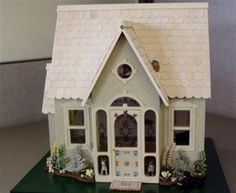 Buttercup front view - The Hannah-Wells House - Gallery - The Greenleaf Miniature Community
