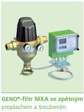 Filtr GENO MXA DN100 Filters