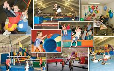 Emerald City Gymnastics offers recreational and competitive gymnastics, public play times, indoor rock climbing, private events, and more.