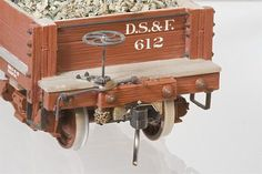 O Scale Detail Parts