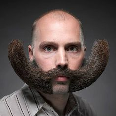 USA National Beard Championships #beard #man #naturalaccessory  www.urban-male.com