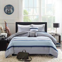Intelligent Design Matteo 5-piece Comforter Set | Overstock.com Shopping - The Best Deals on Teen Comforter Sets