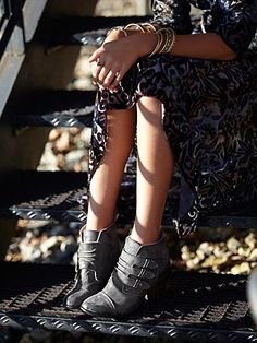 Free People Dolli Ankle Boot