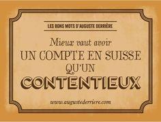 Le diabl@gueur: Auguste Derrière