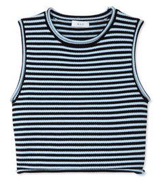 4ef7843f79a A.L.C.  Dan Striped Top Blue Stripes
