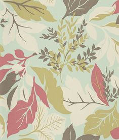 Chardon wallpaper by Nina Campbell