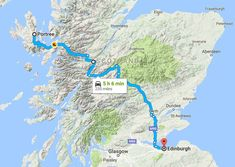 59 best maps of scotland images on pinterest maps scotland and cards driving to the isle of skye scotland gumiabroncs Image collections