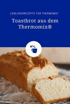 Toastbrot am Morgen vertreibt Kummer und Sorgen. Dieses Rezept lässt sich ganz wunderbar im Thermomix® zubereiten.