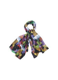 Marimekko scarves and ties Marimekko, Picasso, Scandinavia Design, Dress Codes, Fashion Bags, Scarves, Fall Winter, Purple, Accessories