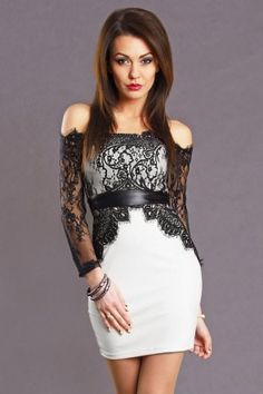 Evening dress model 61289 YourNewStyle