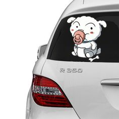 [ Shiro ] PACIFIER SERIES FOR CAR