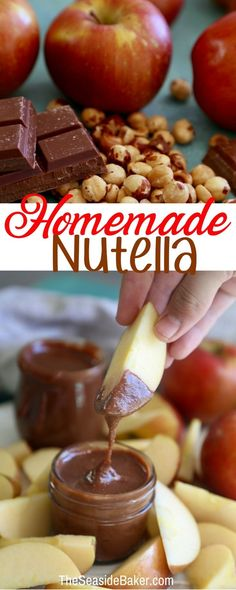 You Have Meals Poisoning More Normally Than You're Thinking That Delicious Easy-To-Make Homemade Nutella With No Artificial Flavorings Or Additives Just Add The Ingredients To A Blender Or Food Processor And Blend Until Smooth Easy Delicious Recipes, Healthy Dessert Recipes, Easy Desserts, Real Food Recipes, Delicious Desserts, Snack Recipes, Yummy Food, Easy Recipes, Keto Desserts