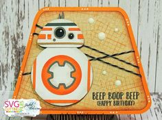 Paper Crafts by Candace: 3rd Annual May the 4th Be With You Blog Hop