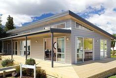 Home Building, Wooden Floor & Timber Frame House Plans New Zealand #beachcottageshouseplans