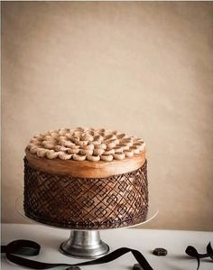 Chocolate Cage Cake – 100 Days Of Evelyn Chocolate Art, Chocolate Desserts, Melting Chocolate, Cupcakes, Cupcake Cakes, Chocolate Wrapping, Different Cakes, Amazing Wedding Cakes, Character Cakes