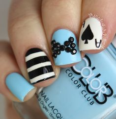 On the following photos we present you 20 amazing nail art ideas that are perfect for all girls that love romantic stories and fairy tales. Description from stylemotivation.com. I searched for this on bing.com/images