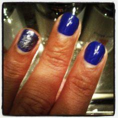 Birthday manicure at #RedDoorSpa