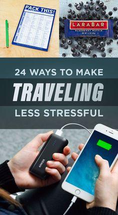 Stress Free Travel Tips – Daily Travel Tips Travel Jobs, Ways To Travel, Travel Advice, Travel Guides, Places To Travel, Travel Hacks, Travel Destinations, Travel Gadgets, Travel Stuff