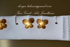 Hand-made 925 Sterling Silver Earrings. Gold Plated. Butterflies.