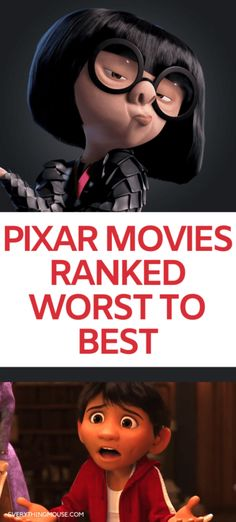 Which movies are the best Pixar movies? Which Pixar movies should you watch first and which should you skip? Find out which are the very best movies with these Pixar reviews.
