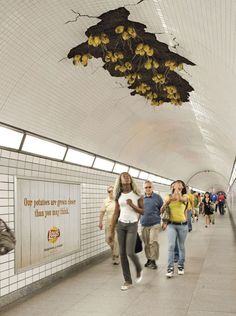 33+ Cool and Creative Ambient Ads | Bored Panda
