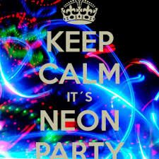neon party ideas - Google Search...a neon/black light party would be awesome!!!