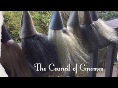 Nordic Gnomes- Craft Fair Ideas - YouTube